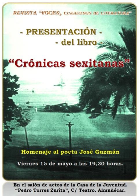 present crónicas...
